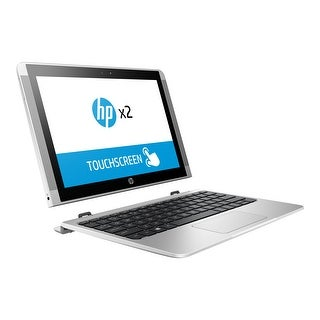 HP 10-p018wm Detachable Laptop 10.1Touch, Intel x5-Z8350, 4GB, 64GB Windows 10 Home (Certified Refurbished)