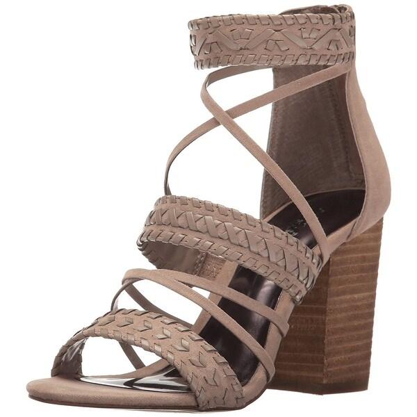 Carlos by Carlos Santana Womens java Fabric Open Toe Casual Strappy Sandals
