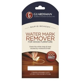 """Guardsman 405200 Furniture Water Ring and Mark Remover, 5-3/4"""" X 11"""""""