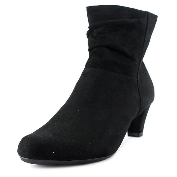 Aerosoles Shore Fit Women Black Boots