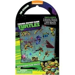 Teenage Mutant Ninja Turtles-Nickelodeon Sticker Fun Pack