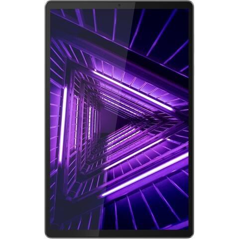 "Lenovo Tab M10 TB-X606F 10.3"" Tablet 128GB WiFi X82.3GHz,Iron Gray (Refurbished) - Iron Gray"