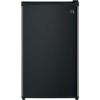 Link to Kenmore 4.4-Cu. Ft. 1-Door Compact Refrigerator, Black Similar Items in Large Appliances