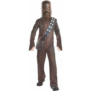 Star Wars Episode VII The Force Awakens Chewbacca Child Costume