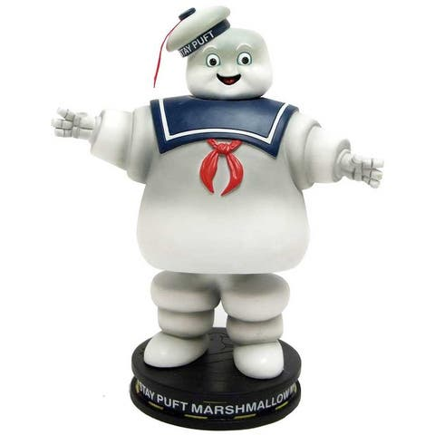 Ghostbusters Mr. Stay Puft Bobblehead - Multi