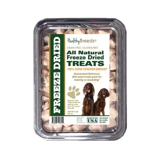 Healthy Breeds Irish Setter Chicken Freeze Dried Treats