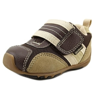 Pediped Flex Adrian Round Toe Synthetic Sneakers