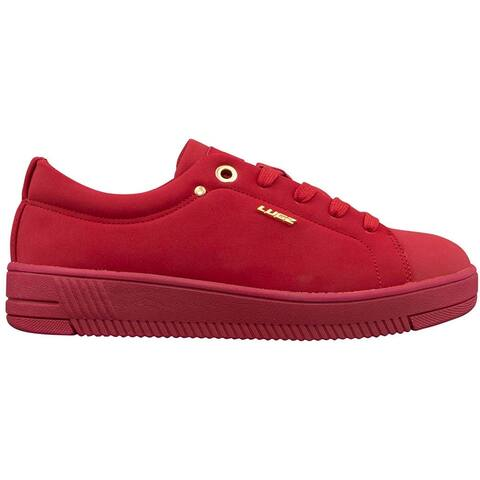 Lugz Amor Womens Sneakers Shoes Casual - Red
