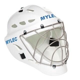 Mylec Ultra Pro Hockey Goalie Mask, White