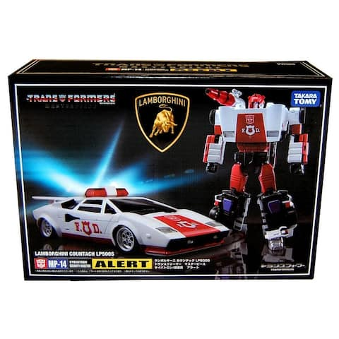 Transformers MP-14 Red Alert Masterpiece - Multi