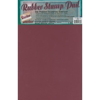 """Rubber Stamp Mat 11""""X17""""-"""