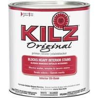 Masterchem Kilz Int Oil Primer 10002 Unit: QT Contains 6 per case