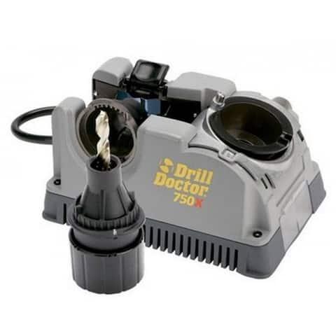 "Drill Doctor DD750XC Drill Bit Sharpener, Sharpens 3/32"" to 3/4"""