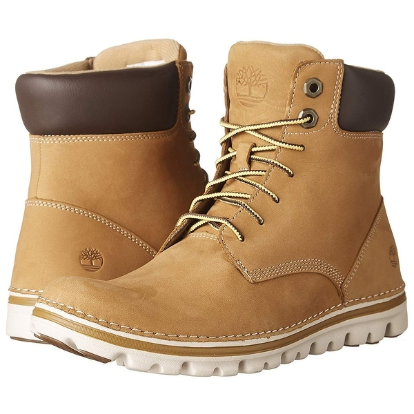 Timberland Womens brookton Closed Toe Mid-Calf Cold Weather Boots