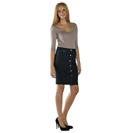 Lola Carolina-RB, Pencil Skirt With 4-Way Stretch Technology