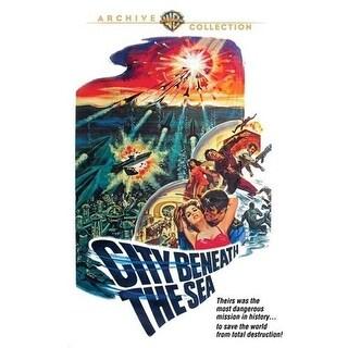 City Beneath The Sea DVD Movie 1971