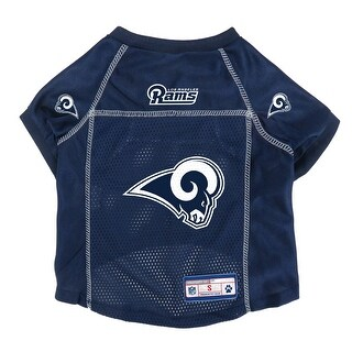 Los Angeles Rams Pet Jersey Size S