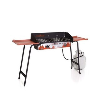Camp Chef 575063 Deluxe Two Burner Stove