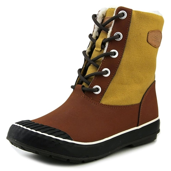 5d4937193839 ... Women s Shoes     Women s Boots. Keen Elsa Boot WP Round Toe Synthetic  Snow Boot