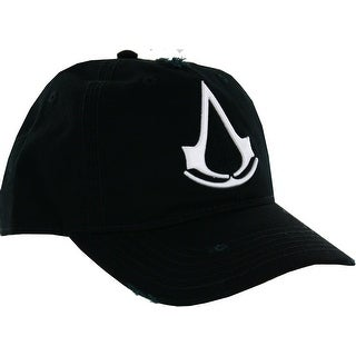 Assassin's Creed Logo Distressed Snapback Hat