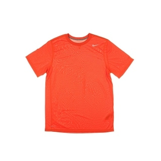 Nike Mens Dri-Fit Short Sleeves T-Shirt