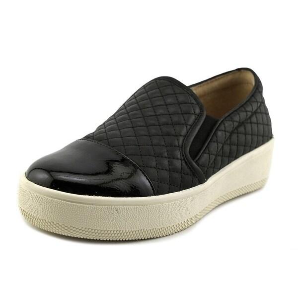 J/Slides Junior Women Black/Black Flats