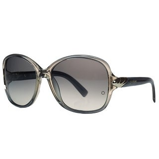 Montblanc MB412/S 20B Grey Square Sunglasses - 59mm-16mm-125mm