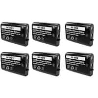 Replacement VTech LS6195 / ip5850 Cordless Phone Battery (6 Pack)