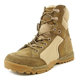 5.11 Tactical Advance Round Toe Canvas Combat Boot