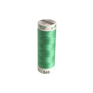 297 240 548 Mettler Silk Fin Cotton 60 219yd Size 60 Bottlgrn