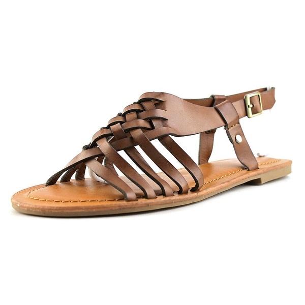 Indigo Rd. Brea Women Open-Toe Synthetic Brown Slingback Sandal