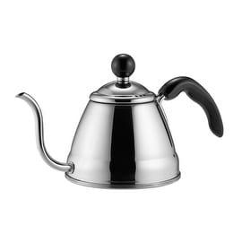HIC 6576 Fino Narrow Spout Tea Kettle, 6 Cup