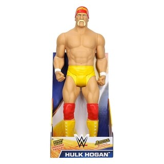 "WWE Giant Size 31"" Action Figure Hulk Hogan"