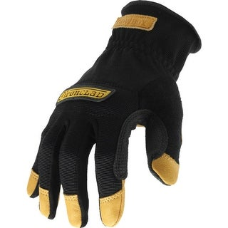 Ironclad RWC2-03-M Ranchworx Cowboy Glove, Medium