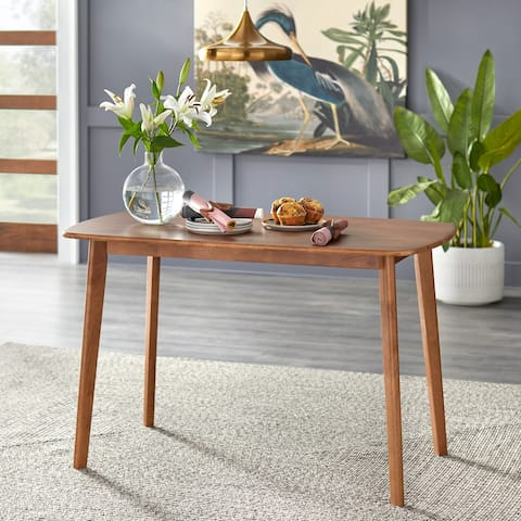 Simple Living Nettie Solid Wood Dining Table