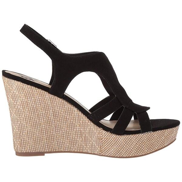 Fergalicious Womens Vista Wedge Sandal