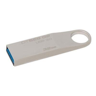 Kingston Digital 32 Gb Datatraveler Se9 G2 Usb 3.0 Flash Drive (Dtse9g2/32Gb)