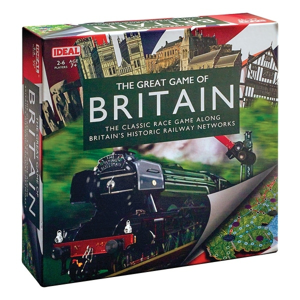 Shop The Great Game Of Britain Board Game Children S