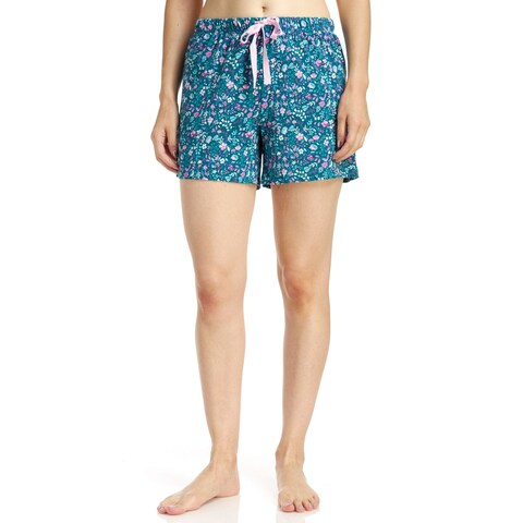 Jockey Women's Hedge Boxer Pajama Shorts
