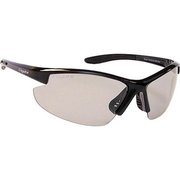 7287e768fe9e Shop Coyote Eyewear Super-Flex Polarized Sport Sunglasses Black Photo Gray  - US One Size (Size None) - On Sale - Free Shipping Today - Overstock -  10109757