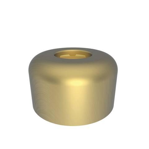 "Brasstech 314 Solid Brass High Box Flange for 1-1/4"" O.D. -"