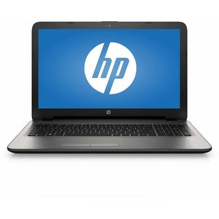 "HP 15-AC103XX 15.6"" Laptop Intel Core i3-6100U 2.3GHz 6GB 500GB Windows 10"
