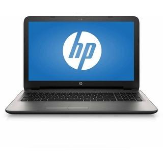 """HP 15-AC120NR 15.6"""" Touch Laptop Intel i3-5005U 2.0GHz 4GB 750GB Windows 10"""