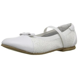 Jumping Jacks Girls Destiny II Faux Leather Youth Mary Janes