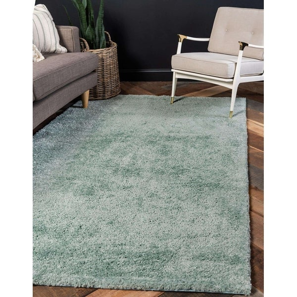 Unique Loom Solid Calabasas Solo Area Rug. Opens flyout.