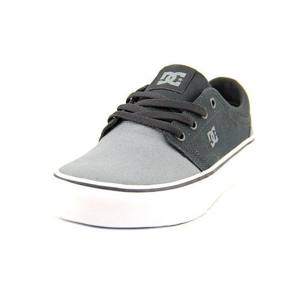 DC Shoes Trase TX Grey/Black/Grey Skateboarding Shoes