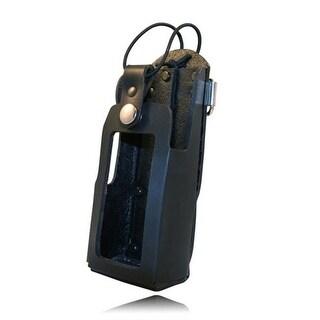 Boston Leather 5480RC-1-HW Firemens Radio Holder