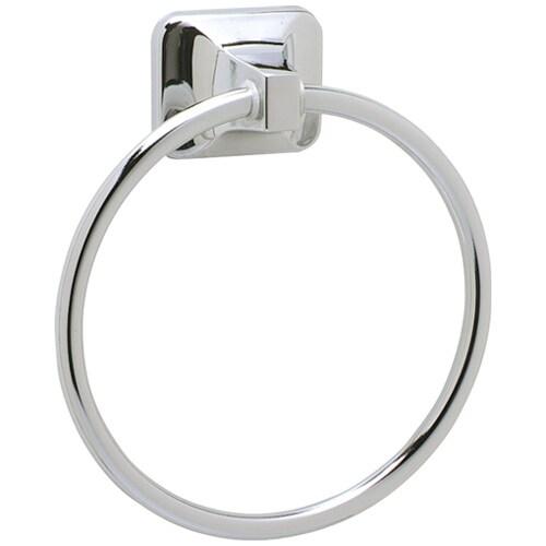 Liberty Hardware D2416PC Liberty Futura Towel Ring