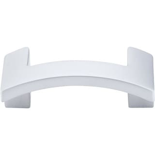Top Knobs TK248 Euro 1-3/4 Inch Center to Center Handle Cabinet Pull