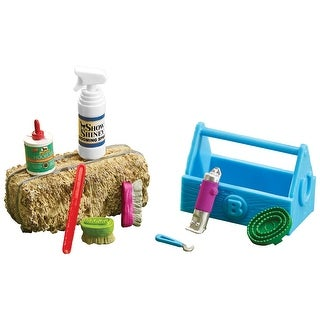 Link to Breyer Traditional Series Toy Horse Grooming Kit Accessories Similar Items in Action Figures